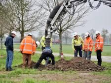 Kerosine in Udenhoutse grond na lek in olieleiding: 'De vervuilde grond is direct afgevoerd'