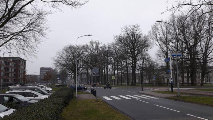 De gevaarlijke kruising Costerweg-Troelstraweg in Wageningen wordt aangepakt.