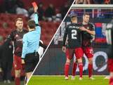 Mikos Gouka: Rode kaarten opvallend bij Feyenoord