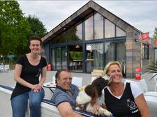 Frietkotje op recreatiegebied De Meent is nu Gasterij aan het water