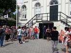 Groep boze bewoners haalt verhaal in gemeentehuis Zundert