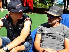 Alonso toch nog met glimlach op vakantie