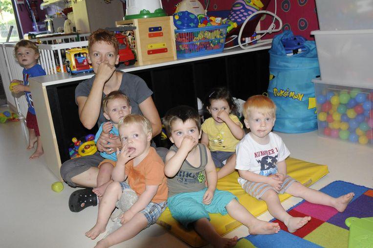 In kinderopvang De Tutjes in Oplinter hadden ze al vaker last van geurhinder. Maar volgens de metingen van de VMM is er niet echt een probleem.