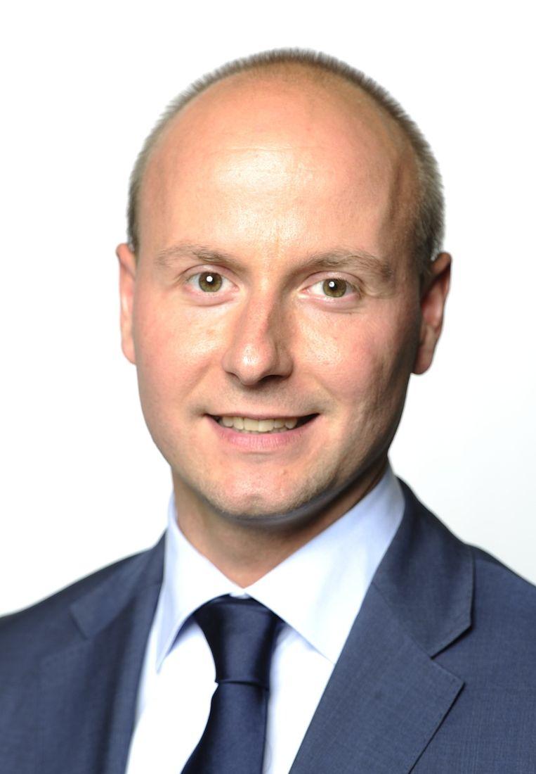 VVD-Kamerlid Mark Verheijen Beeld null