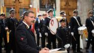 Brandweer viert Sint-Barbarafeest in het stadhuis van Oudenaarde