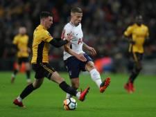 Spurs zonder Alderweireld in topper tegen Juve