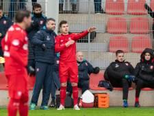 Jong Twente maakt indruk bij Feyenoord