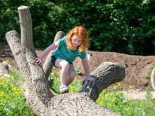 Natuurspeelweide Bredius is eindelijk geopend: dit vinden de kinderen (en ouders) ervan