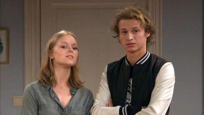 Brecht (20) speelt liefje van Emma in Thuis