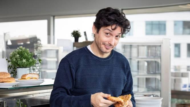 """Sterrenchef Marcelo Ballardin proeft kant-en-klare hamburgers uit de supermarkt: """"Is dit rundvlees? Het ziet geelgroen en smaakt naar niks"""""""