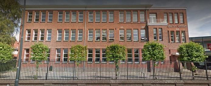 De school OLV Breda herdenkt Ide Schepers (16).