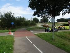 Scooterrijder gewond bij aanrijding in Groesbeek