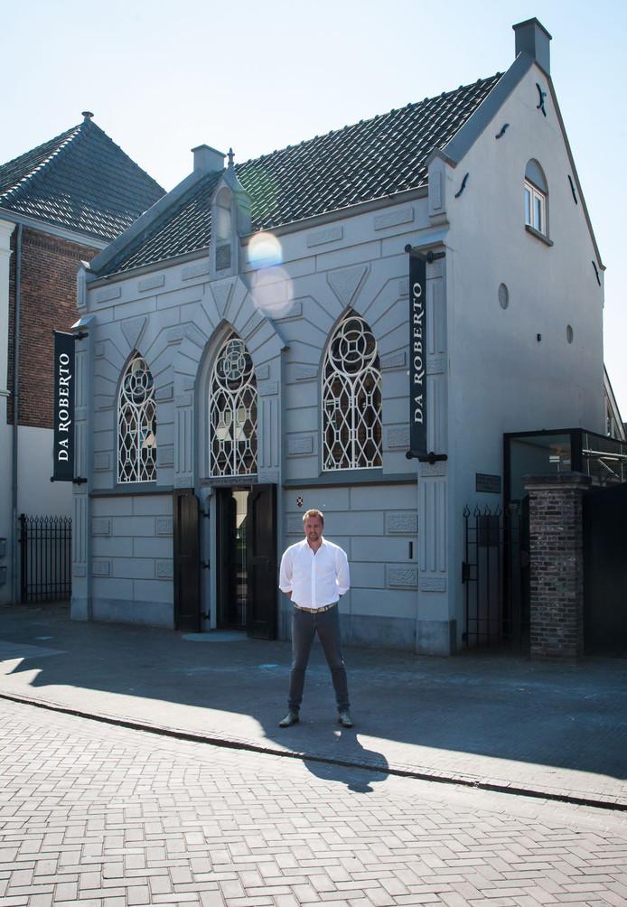 De synagoge in Veghel