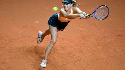 Na haar schorsing leefde het vermoeden dat Sharapova snel haar plek in top 10 zou opeisen. Een jaar later oogt balans heel anders