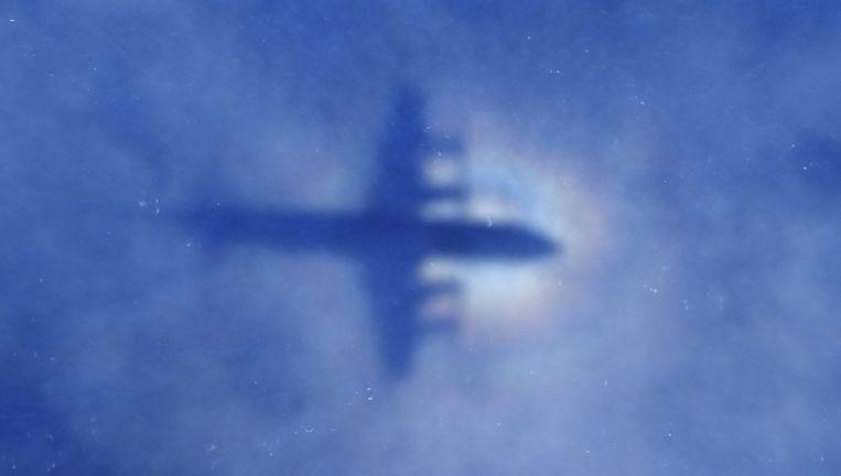 P-3 Orion uit Nieuw-Zeeland zoekt naar MH370.