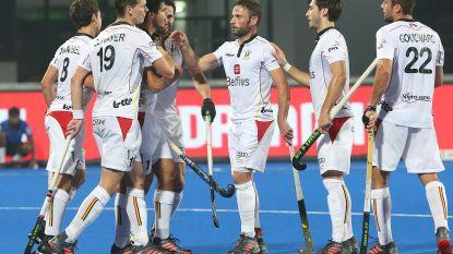 Red Lions boeken ruime zege tegen Zuid-Afrika, maar moeten via barrageduel kwartfinaleticket boeken