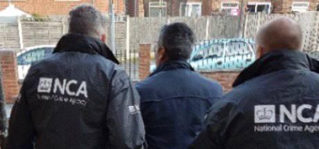 Nederlanders opgepakt vanwege Britse drugssmokkel