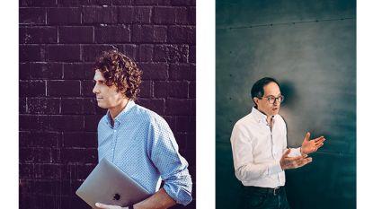 Twee Belgische internetpioniers die nu Facebook of Youtube hadden kunnen zijn
