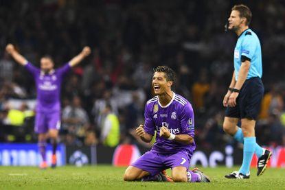 UEFA geeft vijf nieuwe individuele trofeeën weg