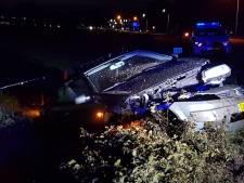 Flinke schade bij eenzijdig ongeval op N478 in Vriezenveen