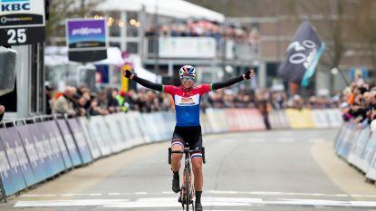 """Nederlandse Blaak soleert naar zege in Omloop voor vrouwen: """"Wisten dat Muur scherprechter zou worden"""""""