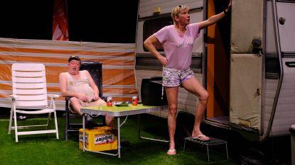 Bonheidense Toneelvrienden nemen je mee naar komische camping