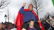 Dave Thys voor de vierde maal koning van de Lollemannen