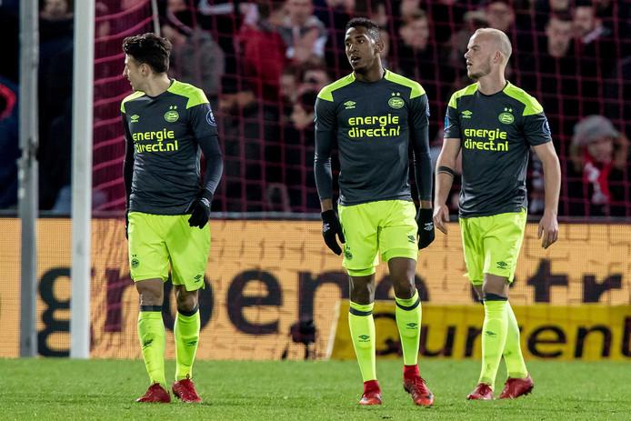 PSV heeft het vaak lastig in de Kuip.