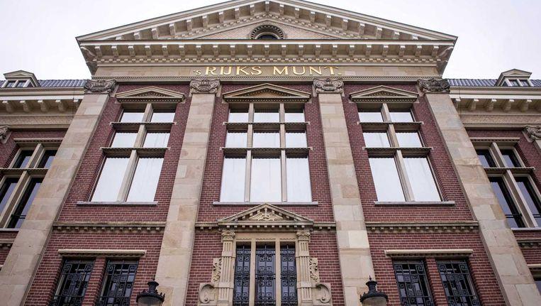 Koninklijke Nederlandse Munt is verkocht door het kabinet. Beeld anp