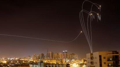 Opnieuw raketten afgevuurd vanuit Gaza op Israël