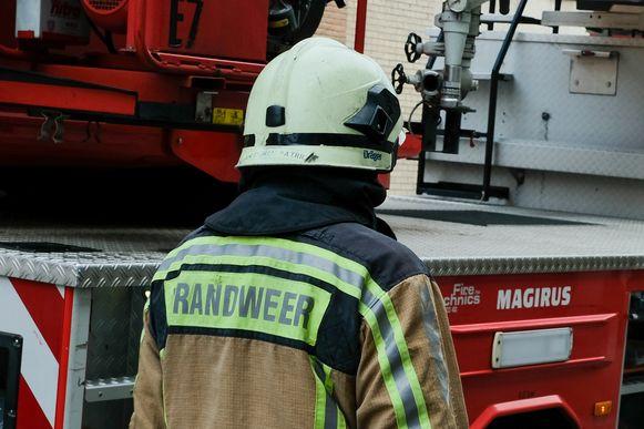 illustratie: brandweer