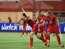 Les Red Lions bouclent leur année par un partage avec les Pays-Bas