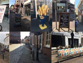 Doesburg getroffen door reclame-invasie: 'Verrommeling van binnenstad'