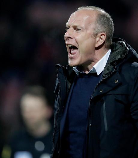 Roda JC ontslaat Robert Molenaar