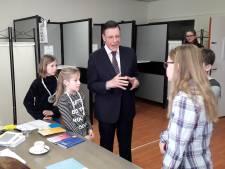 Burgemeester Olst-Wijhe opgenomen in ziekenhuis