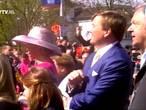 VIDEO: Koningsdag van Willem-Alexander en Máxima door de ogen van LuckyTV