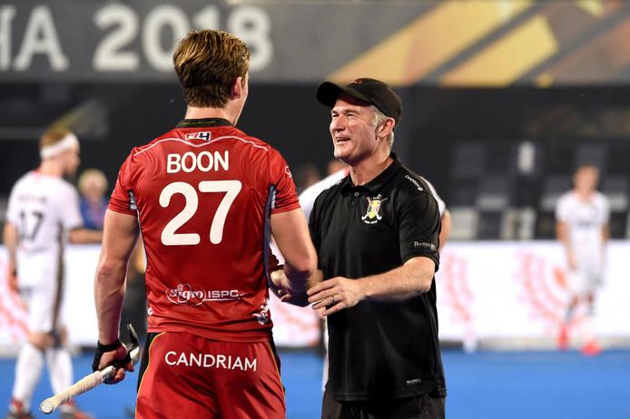 Champion du monde et champion d'Europe avec les Red Lions, Shane McLeod veut compléter sa collection à Tokyo. Même en 2021.