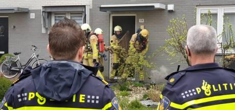 Pan op vuur veroorzaakt keukenbrand in Hengelo
