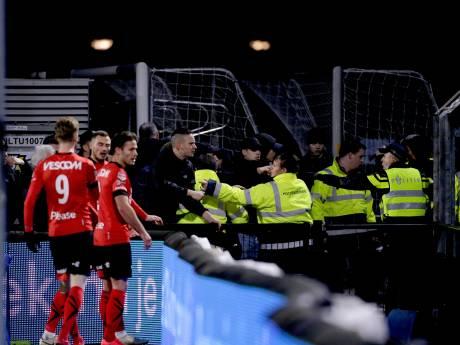 Onderzoek naar rellen rondom derby afgerond: 'Politie liep achter de feiten aan en communiceerde slecht'