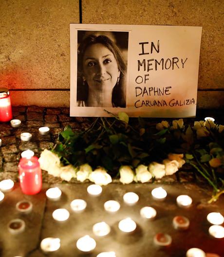 Een miljoen euro voor gouden tip in moordzaak Maltese journaliste
