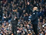 Guardiola en Klopp dineerden samen: 'Ik bewonder hem enorm'
