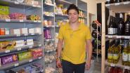 """Waarom opent een 33-jarige jongeman een buurtwinkel in Okegem? """"De liefde gevolgd... En er was hier nood aan iets nieuws"""""""
