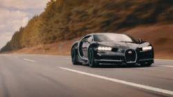 Wereldrecord: Bugatti raast van 0 naar 400 per uur en terug in amper 42 seconden