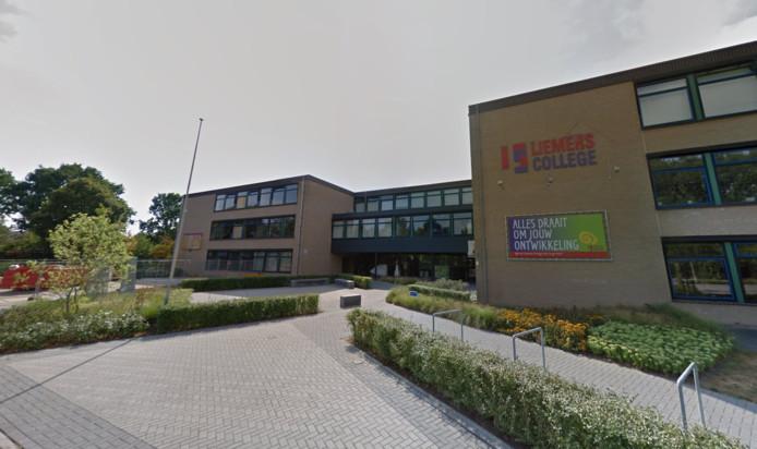 Het Liemers College aan de Heerenmäten in Zevenaar.