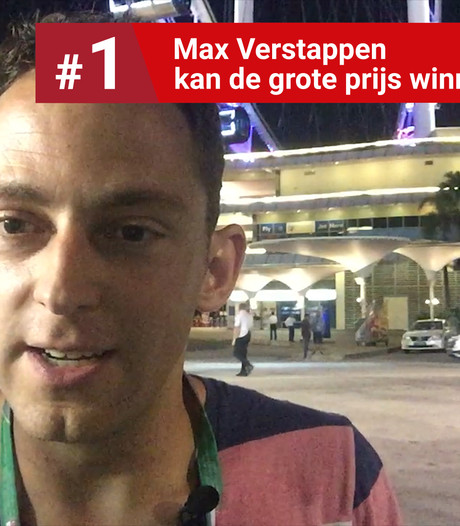 'Alles is mogelijk voor Max vanaf eerste startrij'