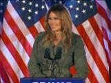 """Melania Trump: """"Ik ben het niet altijd eens met hoe mijn man dingen zegt"""""""