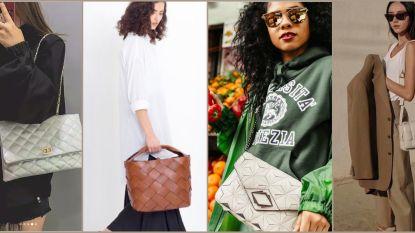 Textuur boven: de it-bag voor de herfst wil je de hele tijd aanraken
