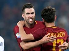 AS Roma met Strootman in de basis tegen Sjachtar