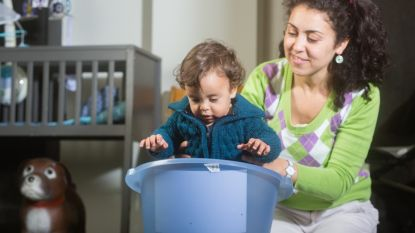 Babytheek zoekt babyspulletjes en vrijwilligers