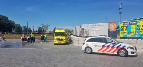 Ruzie tussen twee mannen op station Tilburg loopt uit op steekpartijtje, slachtoffer lichtgewond